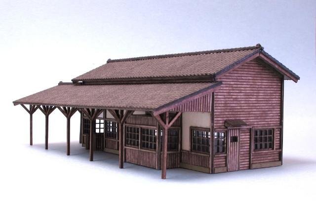 画像2: 駅舎弐