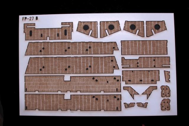 画像3: タミヤ エレファント用 ツェメリット・コーティング・シート