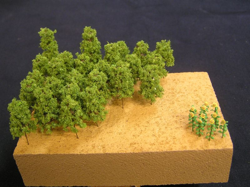 画像1: 樹木・ヒマワリキット