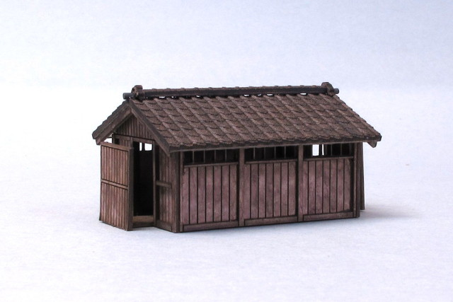 画像3: 駅舎壱